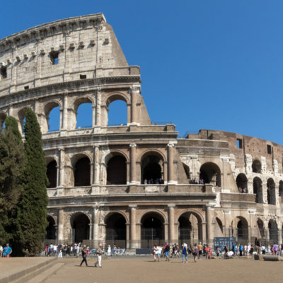 TOUR OF ROME WITH PIZZA AND GELATO