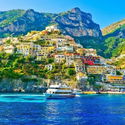 SIGHTSEEING THE AMALFI COAST with lunch (P5)