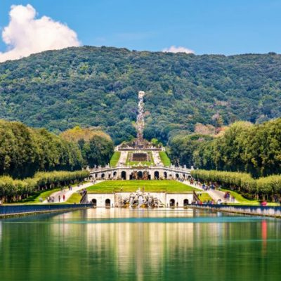 POMPEII AND THE ROYAL PALACE OF CASERTA full day from Rome (P19)