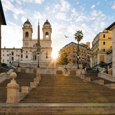 ROME 3 HOUR SMALL GROUP TOUR (P42)