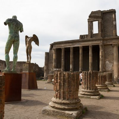 POMPEI AND RAVELLO full day tour from Rome (P32)