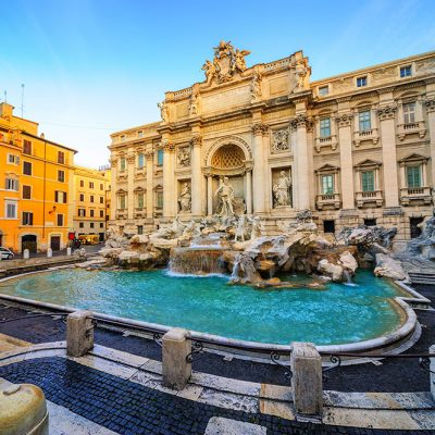 ROME 4 HOUR TOUR with driver (P41)