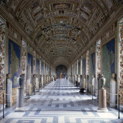 ROME HIGHLIGHTS AND VATICAN MUSEUMS (P13)